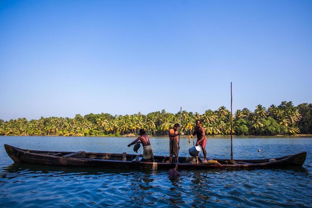 Munroe Island, Kerala