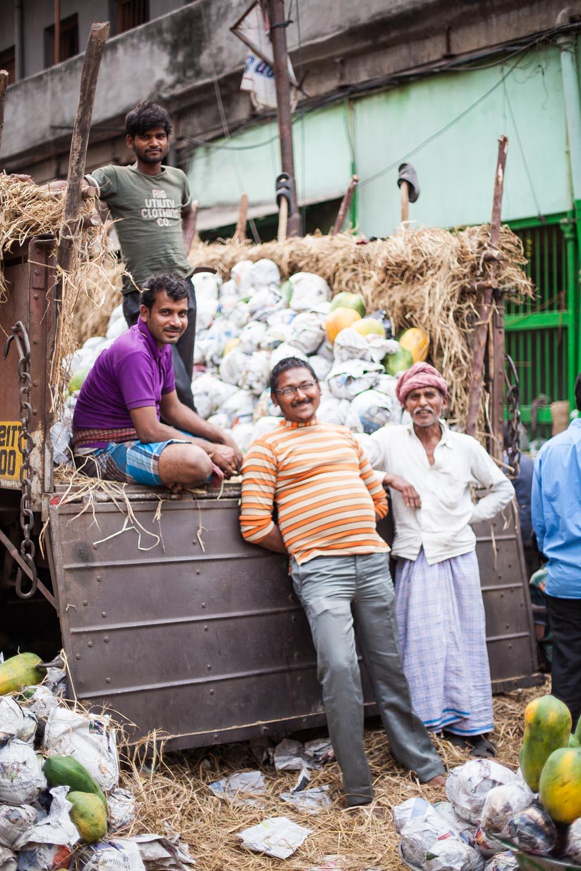 Market: Kolkata, West Bengal