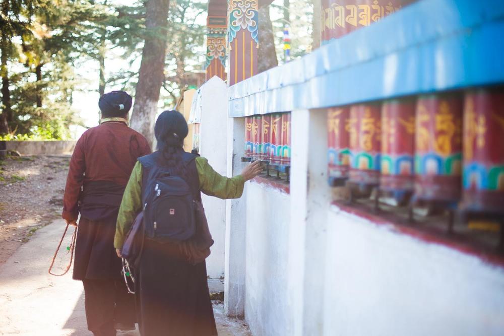 Dalai Lama Temple: Dharamsala, Himachal Predesh
