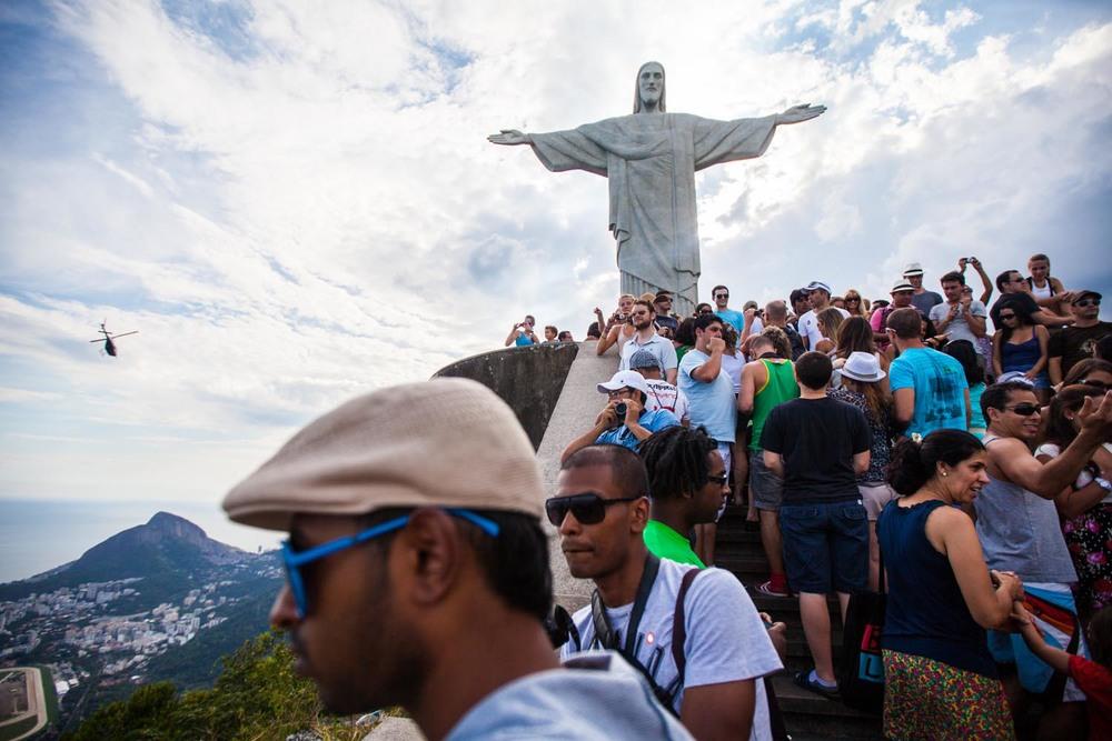 The Redeemer: Rio de Janeiro, Brazil