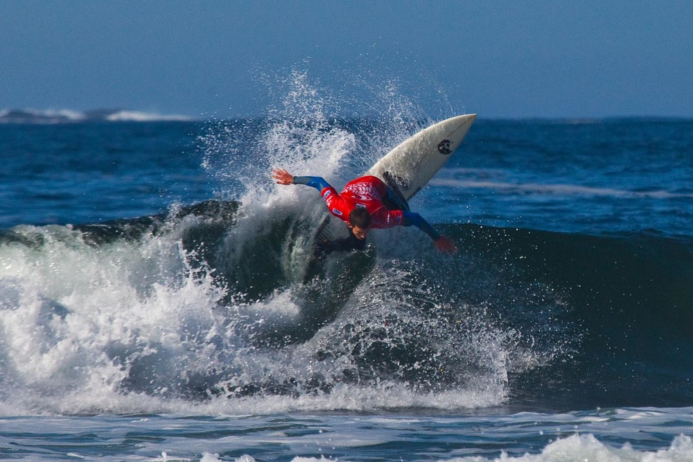 The O'Neill Cold Water Classic: Chesterman Beach, Tofino