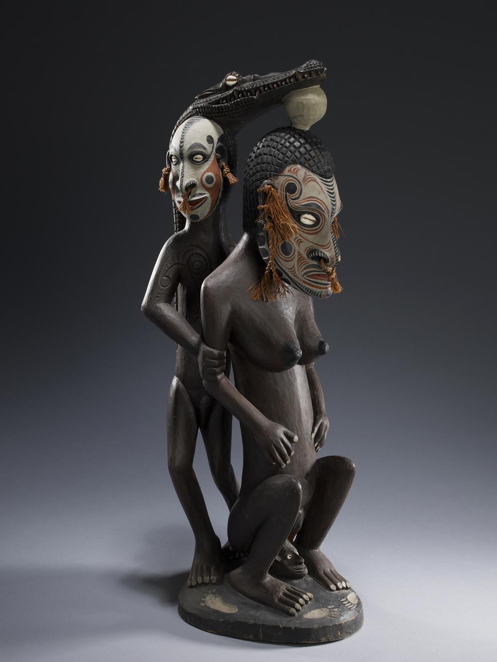 How Tambanum Grew in the Footprint of the Crocodile Man