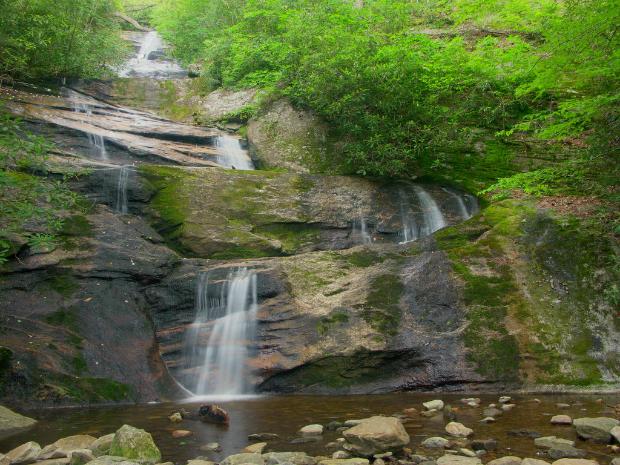 waterfall-asheville-nc