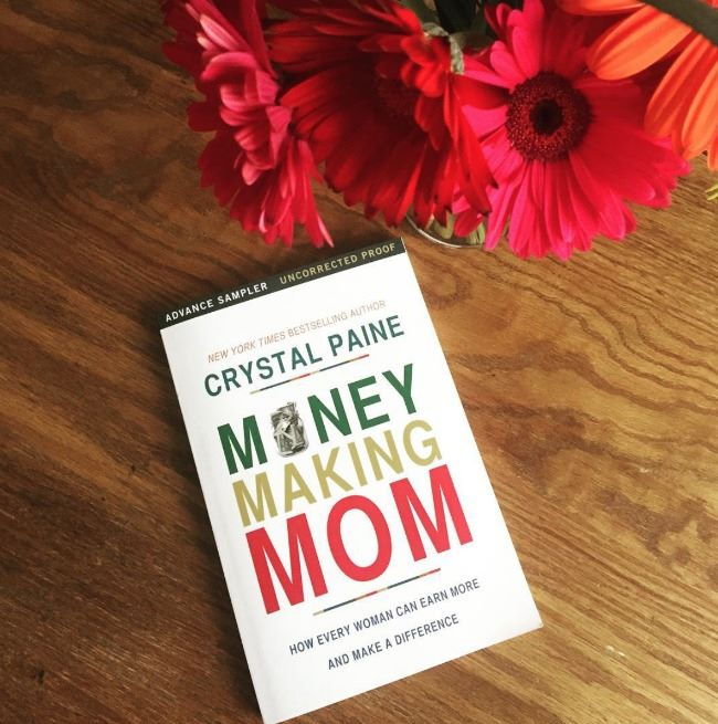 Get Your Copy of Money Making Mom!