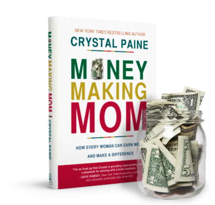 Get Your Copy of Money Making Mom today!