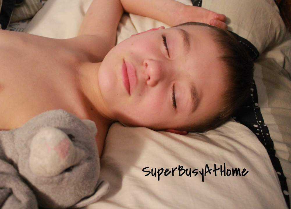 Celebrating Autism with Super Busy at Home
