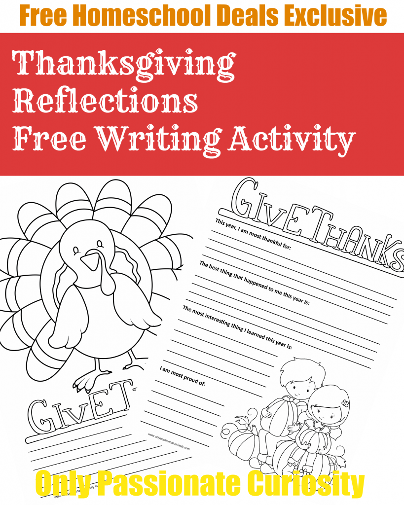 FREE Thanksgiving Printables.  See what Super Busy at Home rounded up for you!