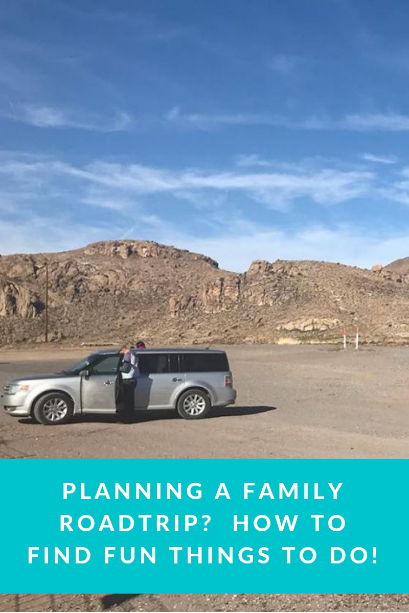 planning a family roadtrip. How to find fun things to do with kids.