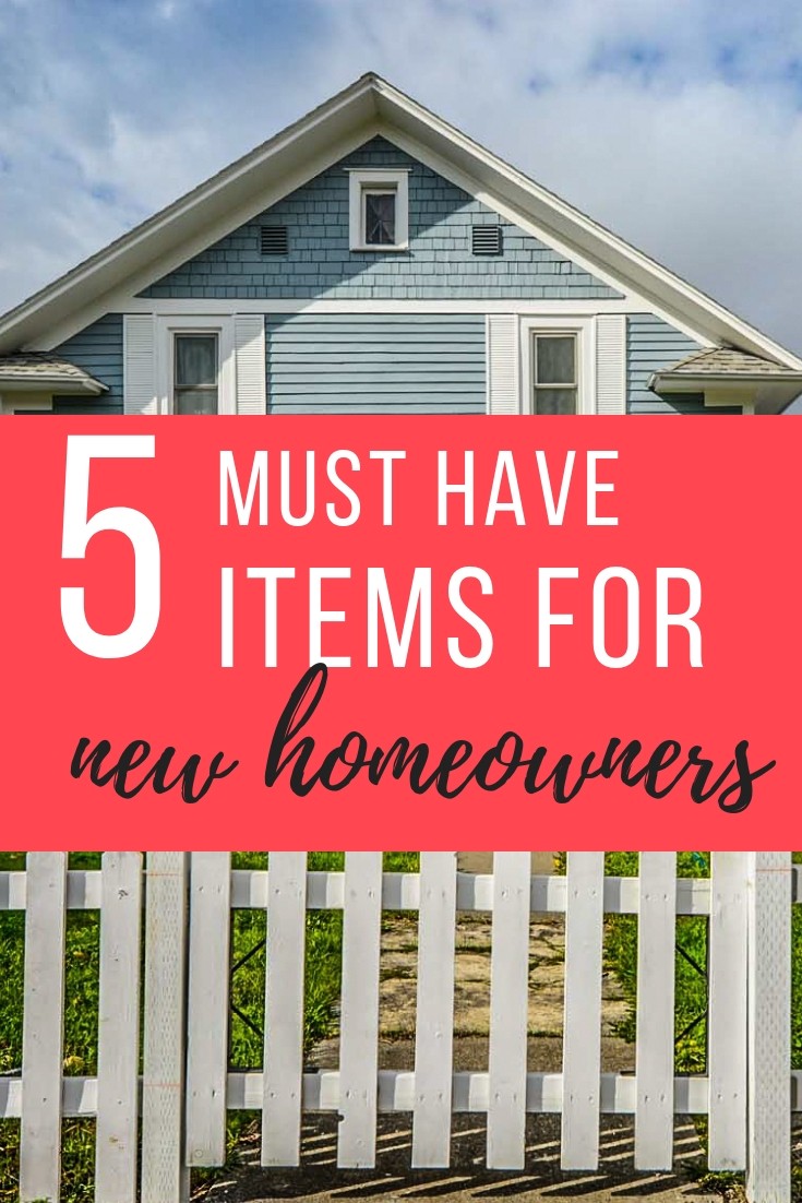 Great Gift Ideas for the New Homeowner who is just starting out...these are perfect ideas!