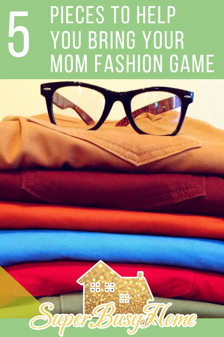 Do you ever feel so blah in your day to day as a mom?  These pieces are great to freshen up your wardrobe and bring some pep back into your step!