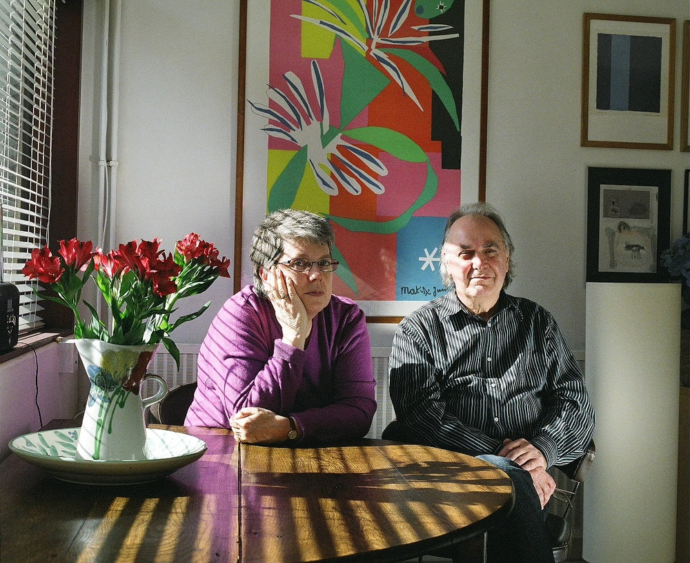 Christine & Bill