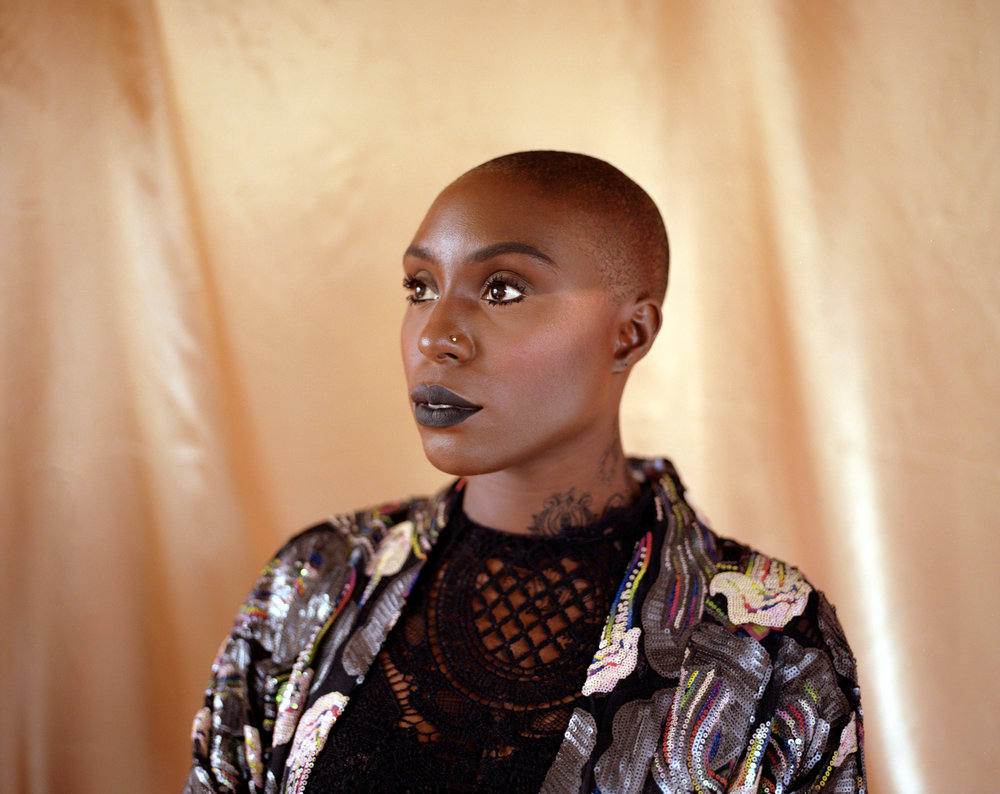 Laura Mvula - Art direction and production for Spotify UK