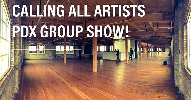 CALLING ALL ARTISTS! We've been invited by @flowernamed_jane @noteszulu @bobthebeardo @mfpinekone @alltheveg @hoodfluence to be a part of organizing this year's community art show - and it's coming together!  FIRST MEETING THIS COMING SATURDAY the 3rd at our studio at 5pm (address in profile). Show up bring some stuff to draw on and be ready to collab! Feel free to share/repost and spread the word! DM US FOR ANY ADD'L INFO!