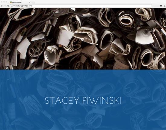 Stacey Piwinski -  fiber artist