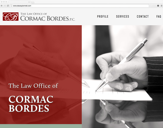 Law Office of Cormac Bordes - Real Estate Law Practice