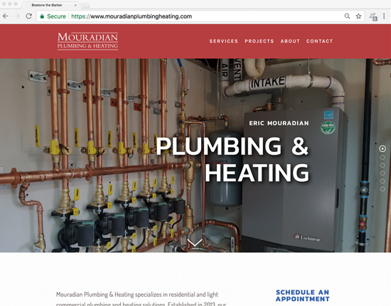 Mouradian Plumbing and Heating