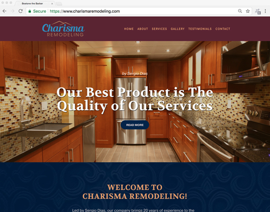 Charisma Remodeling - geneal contractor