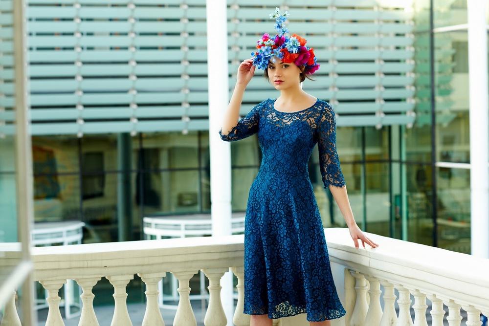 'Matilda' SS16 Floral Fashion