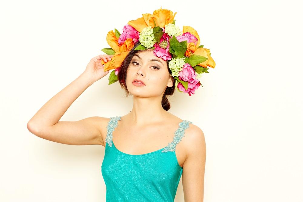 'Freya' SS16 Floral Fashion