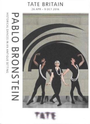 Tate Britain exhibition booklet