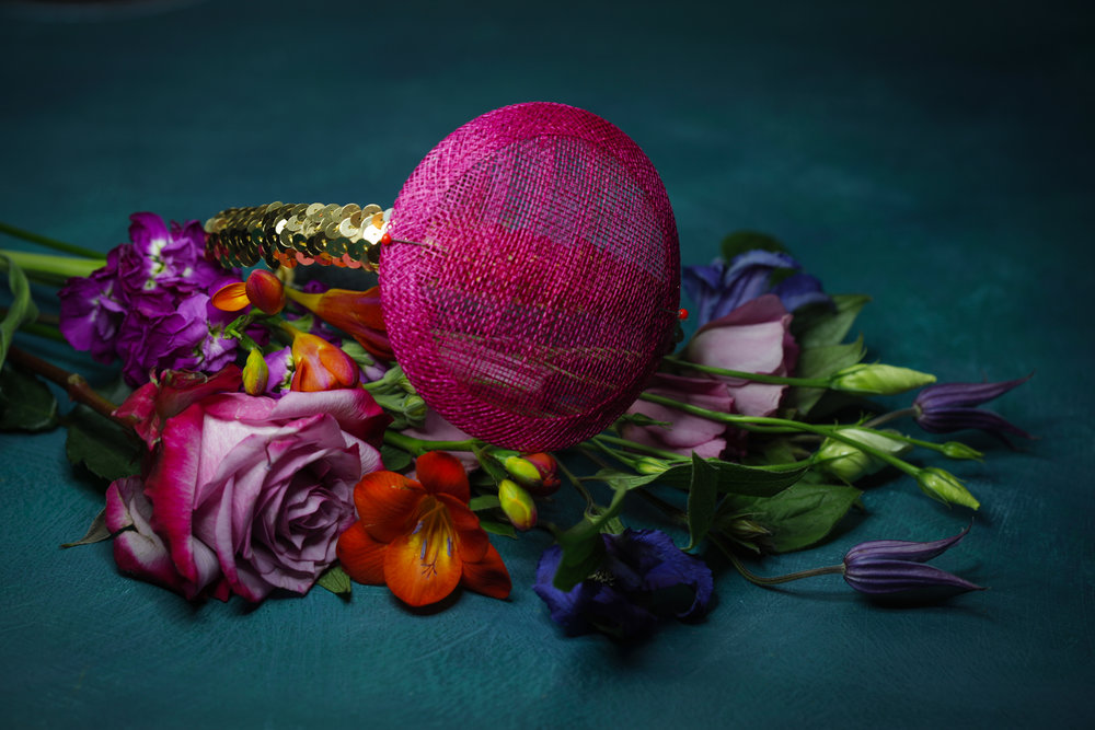 Floral fashion tutorial.