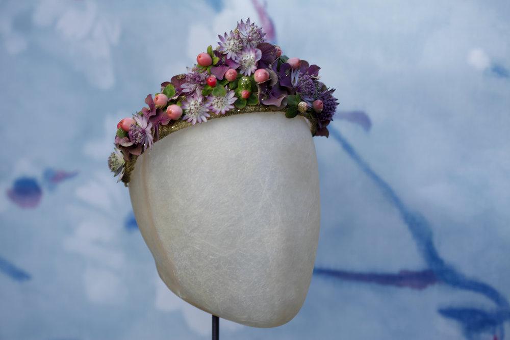 Clea Broad Dolce & Gabbana Tiara