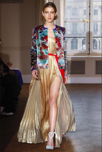 Schiaparelli Couture Spring 2017