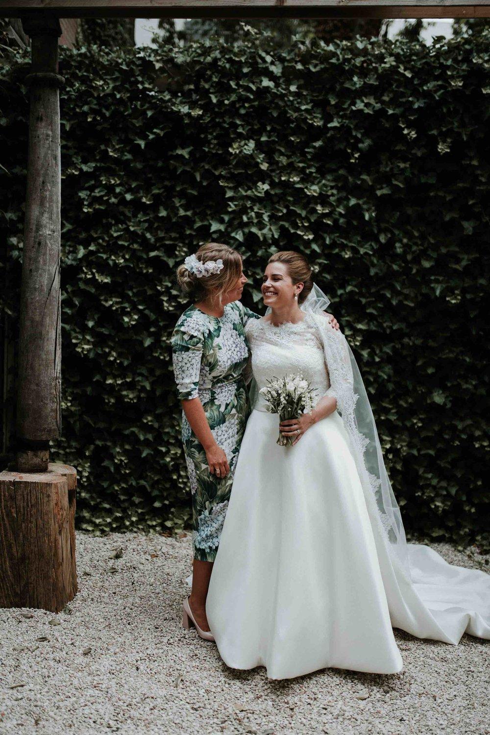 Charlotte & the bride