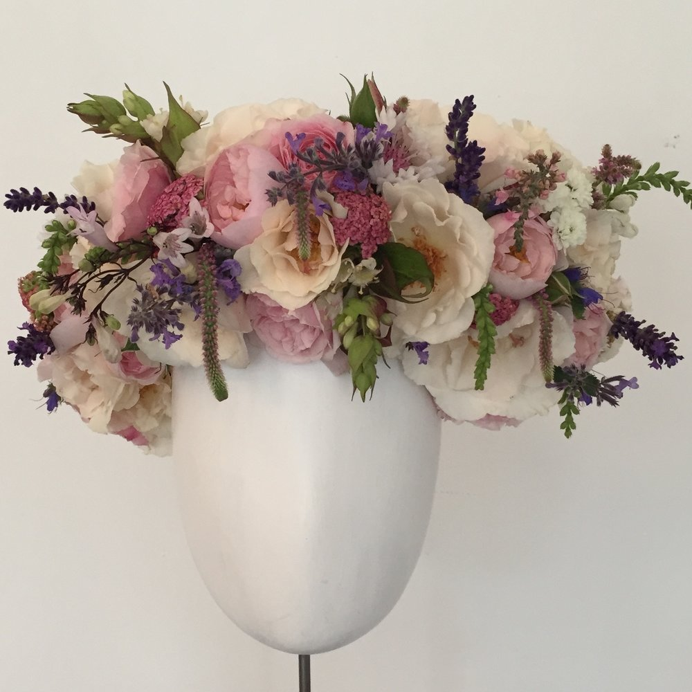 floral styling -
