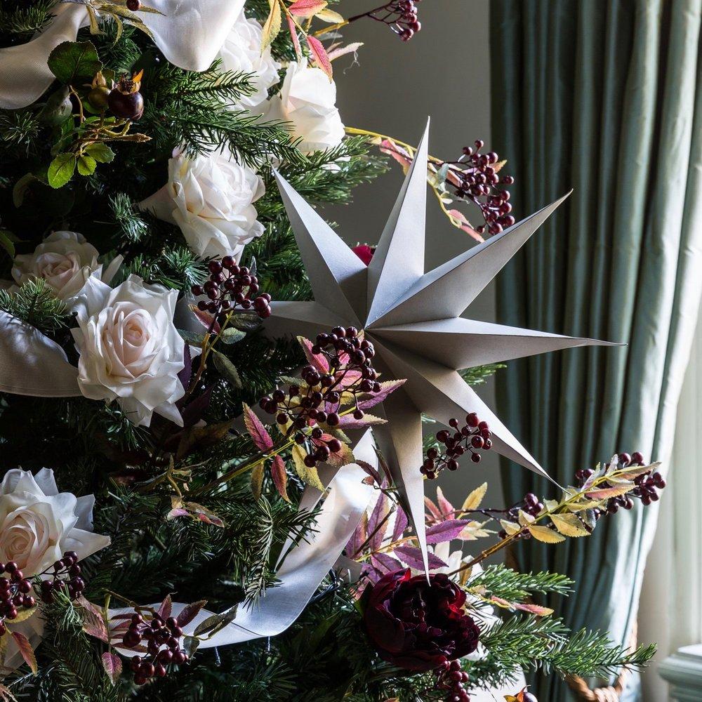 Christmas styling -