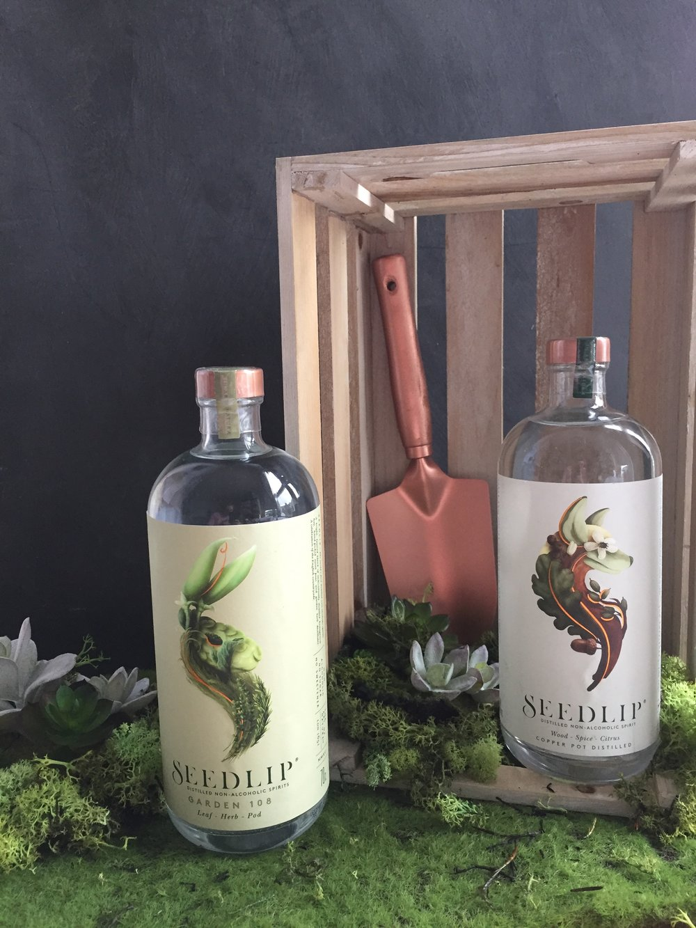 Seedlip/All Bar One Styling