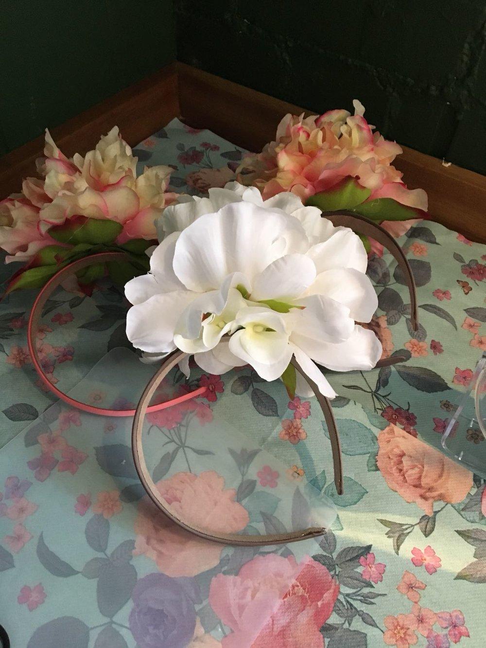 Floral fashion workshop