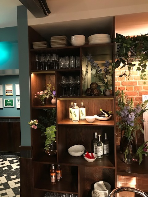Veganuary event at Pizza Express with Lucre PR
