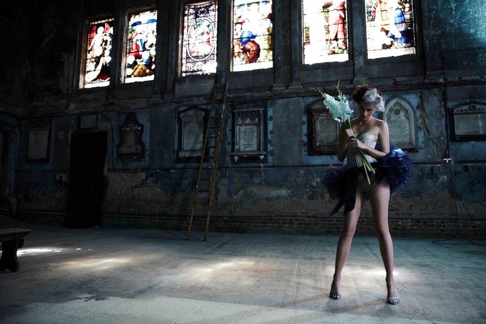 Ballet bustle
