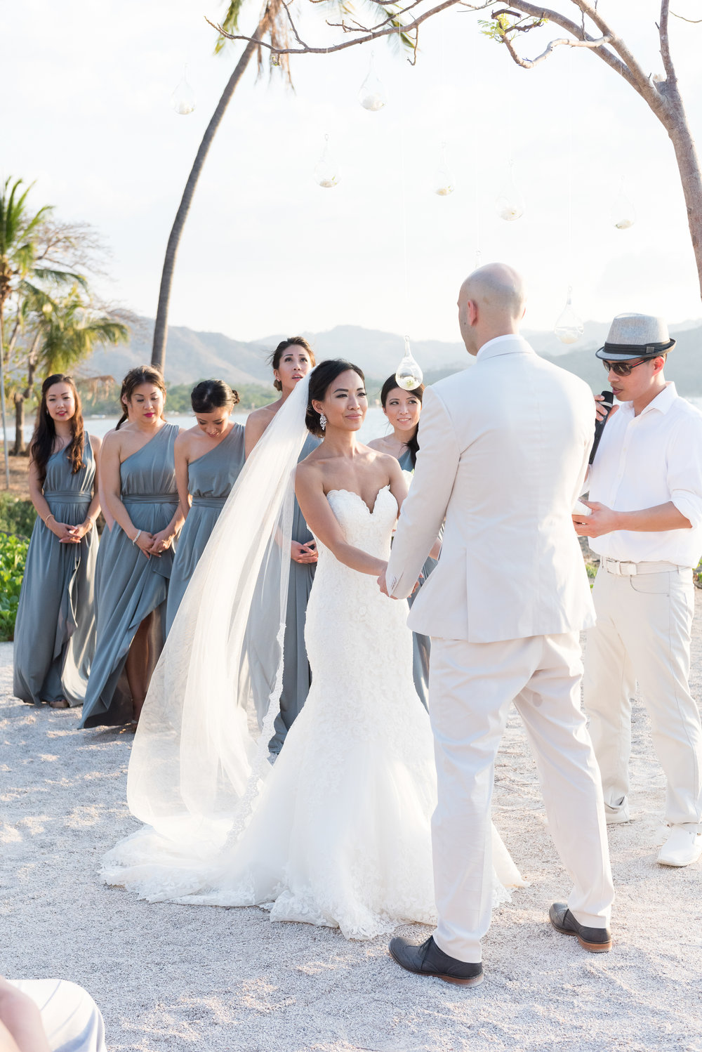 Costa Rica Wedding: Pacifico Beach Club