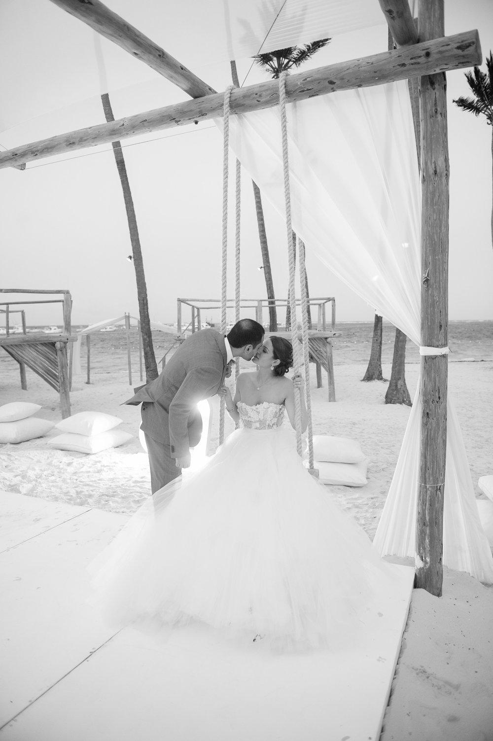 Jellyfish Wedding Punta Cana