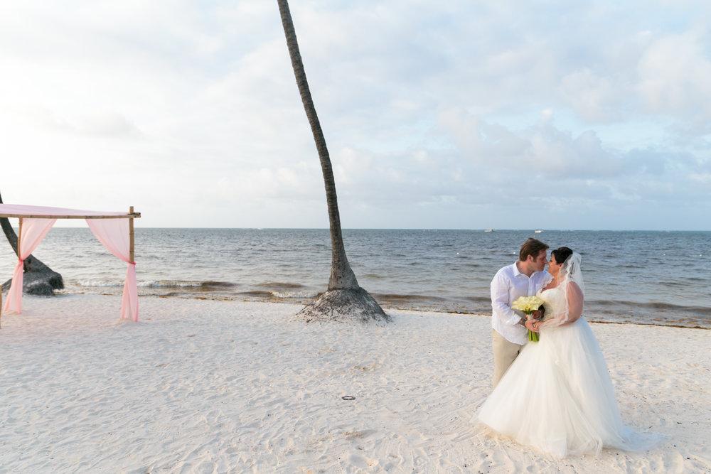 Punta Cana Beach Wedding