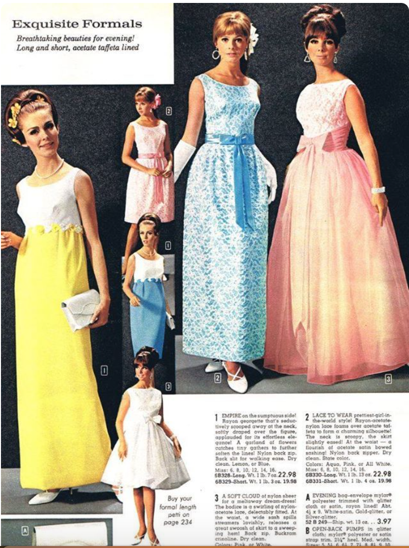 Sears Misses Dresses Street Length
