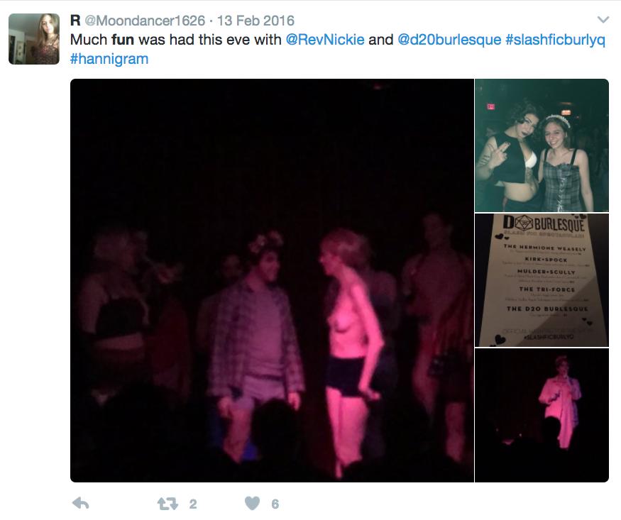 RevNickie Was Nickie Michaud Wild's Twitter Name Before DocNickie Archived Tweet Is Here