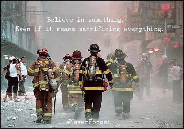 💔 May we unify like we did on September 12 and never forgot those who lost their lives.  Our never ending gratefulness goes out to those who went in to save the injured.  #sept11 #911