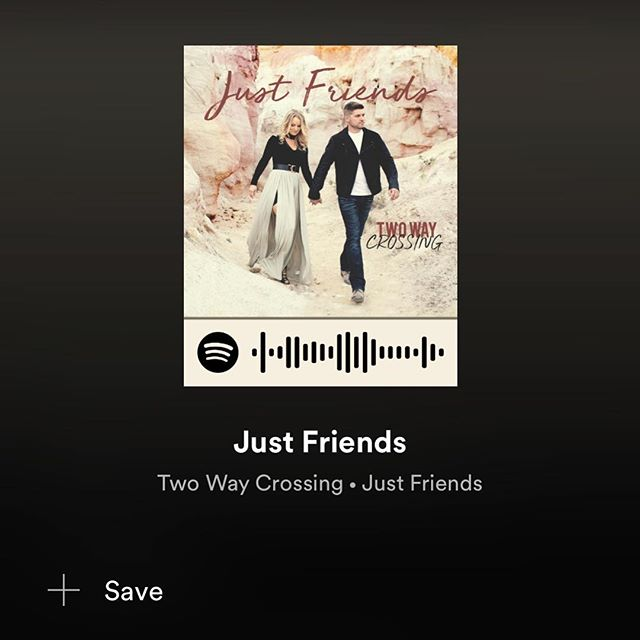 It's out! It's out!  Go stream it on Spotify today!! Anyone who comments with 3 friends Below,  will receive a download link to the new song!  #justfriends #spotify #siriusxmthehighway #highwayfind #newmusicfriday #giveaway
