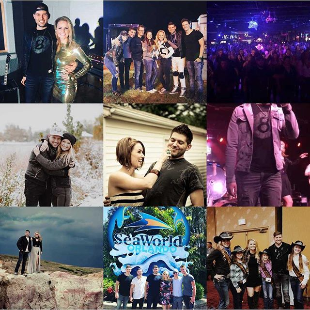 It has been one heck of a year!!! Thank you to everyone who has showed up and shared our music!! 2019 is going to be amazing and we're so excited to hit the road and see y'all at some shows 🙌🏻