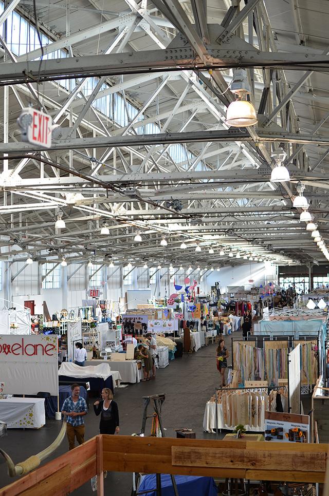 Renegade Craft Fair in San Francisco