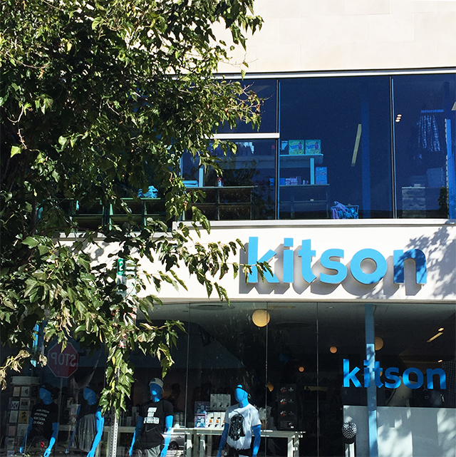 Los Angeles Kitson store