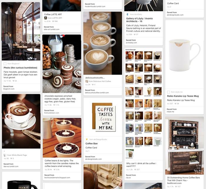 pinterest coffee break
