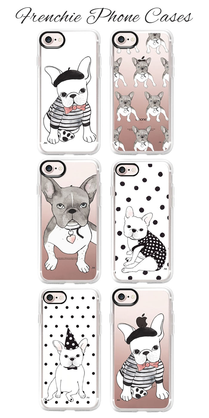 French bulldog iPhone cases