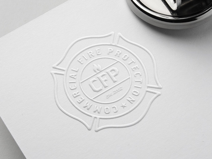 COMMERCIAL FIRE PROTECTION  . BRANDING, ADVERTISING, DIGITAL