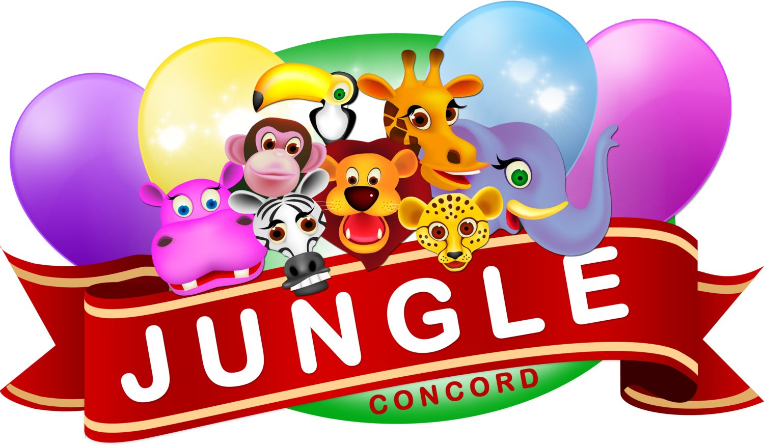 Jungle Concord The Jungle concord offers the best indoor play ...