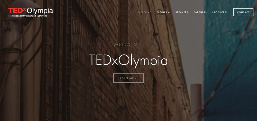 TedxOlympia
