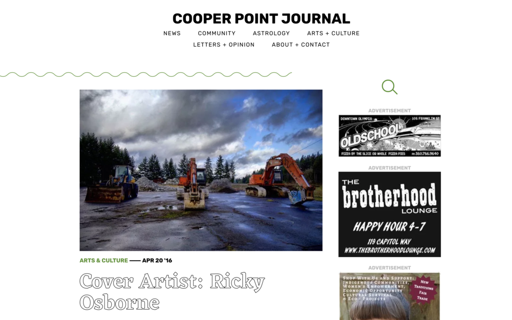 Cooperpoint Journal